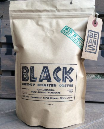 Coffee Black BIO verpakking